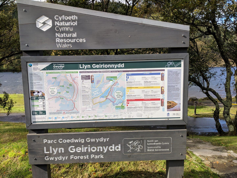 Llyn Geirionydd