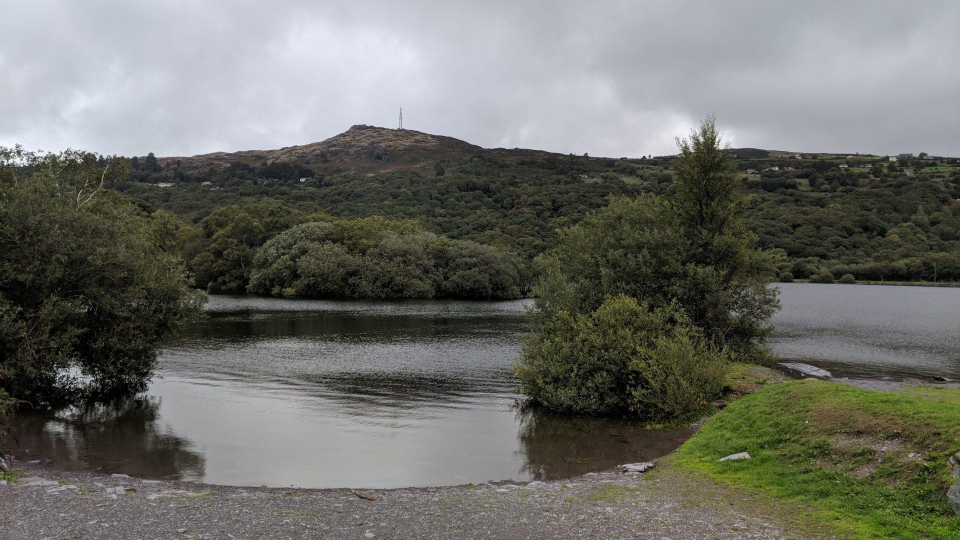 Llyn Padarn Shore