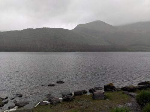 Llyn Cwellyn from the waters edge 1